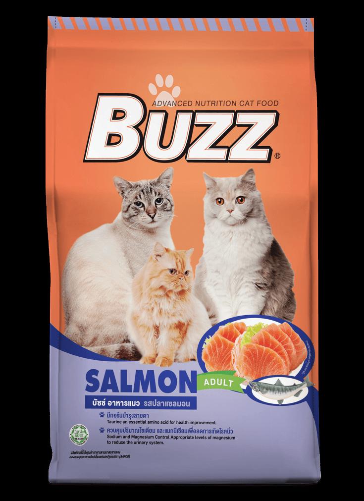 Buzz Balance Nutrition – Salmon Flavour