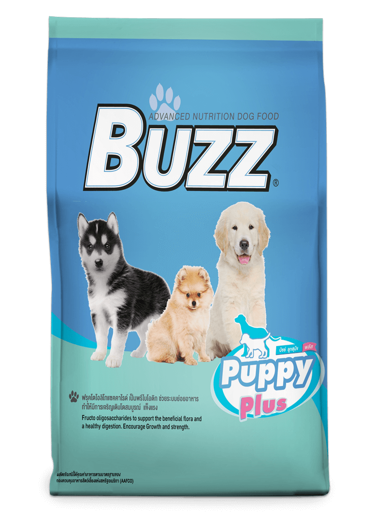 Buzz Balance Nutrition – Puppy Plus +